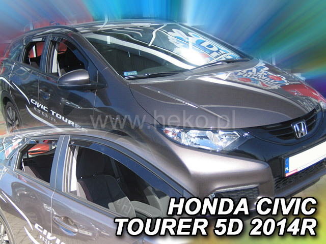 Honda Civic Tourer >> Honda Civic Tourer 5d 2014 Vm